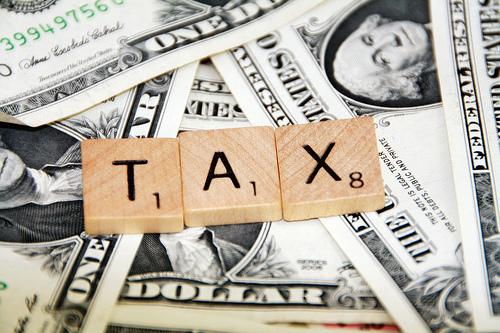 Iva, Impostos